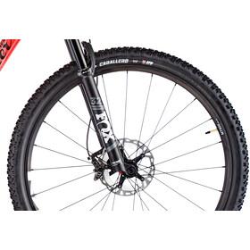 Wilier 110FX XT 1x12 MT501, negro/rojo